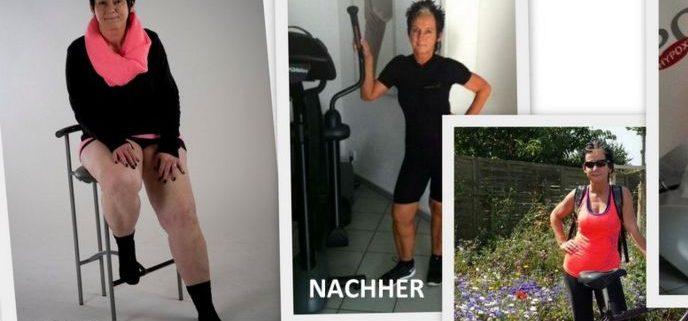 Andrea Stiller, Lipödempatientin & HYPOXI-Kundin